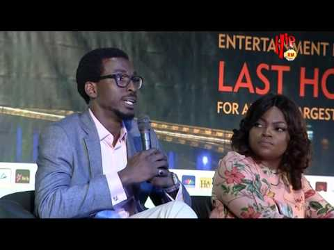 ECONOMY OF TALENTS: USING THE ENTERTAINMENT INDUSTRY TO REBUILD NIGERIA