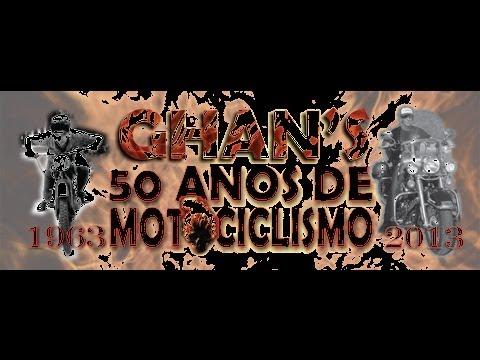50 Anos de Motociclismo do Ghan