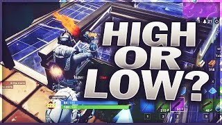 High vs Low Sensitivity - What are the advantages and disadvantages?