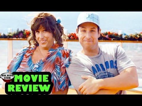JACK & JILL - Adam Sandler, Katie Holmes - New Media Stew Movie Review