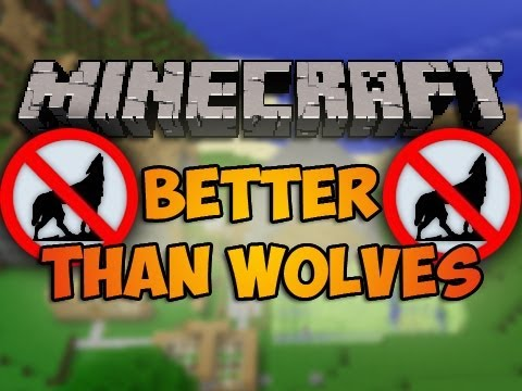 MINECRAFT BETTER THAN WOLVES MOD | EPISODE 800 | Part 1