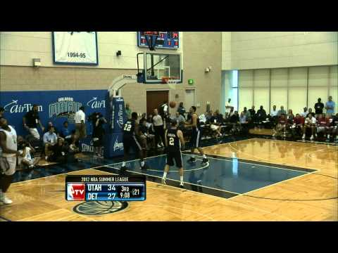 Top 10 Orlando Summer League Plays!
