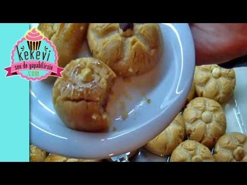 En Leziz Şekerpare Tarifi - Kekevi Tatlı Tarifleri - YouTube