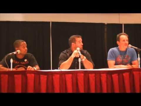 Original Mighty Morphin Power Rangers Power MorphiCon 2014 Panel