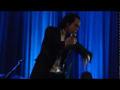 Nick Cave & The Bad Seeds: Jubilee Street, Beacon Theatre, NYC NY 2013-03-28 HD