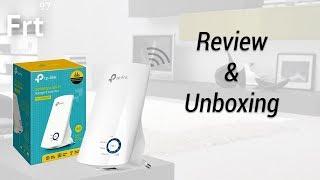 Review & Unboxing de Extensor de rango Tp-Link (TL-WA850RE) 2018