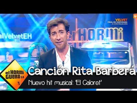 El Hormiguero 3.0 convierte 'El Caloret' de Rita Barberá en una canción