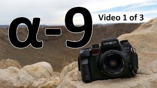 Minolta Alpha (Maxxum, Dynax) 9 Video Manual 1 of 3