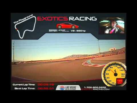 Ferrari 458 Italia Video
