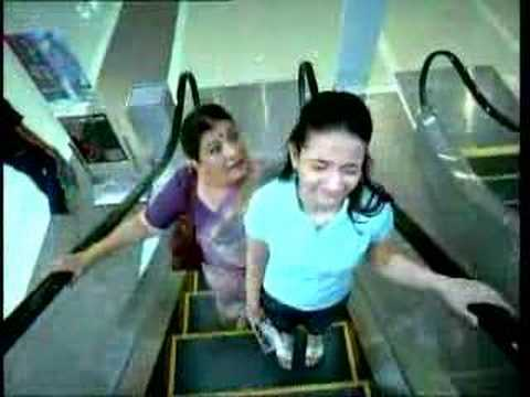 Funny Ad of Reliance Life Insurance - Mall
