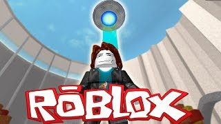 AANGEVALLEN DOOR ALIENS IN ROBLOX! (ROBLOX DISASTER DOME)