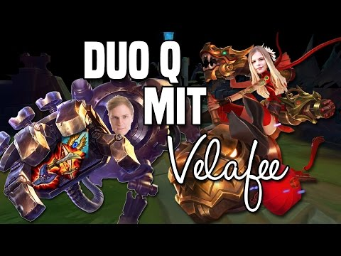 Duo Feed Bot mit Velafee // Best Lichbane Blitz Süd-Ost-Asien