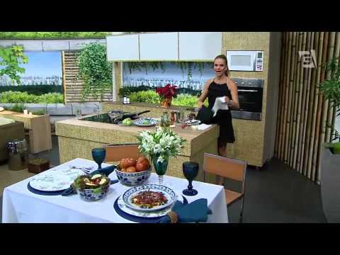 Você Bonita - Espaguete de Abobrinha da Carol Minhoto (08/01/15)