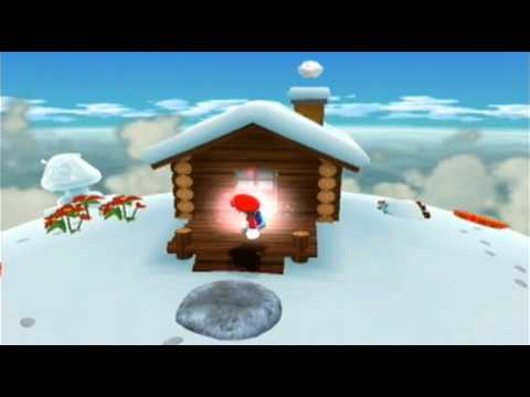 Super Mario Galaxy 2: Bowser on Ice Video
