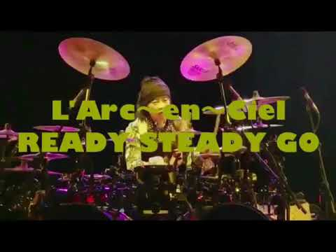 L'Arc〜en〜Ciel READY STEADY GO