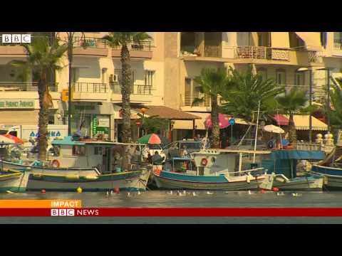 Migrant 'chaos' on Greek islands   UN refugee agency   BBC News
