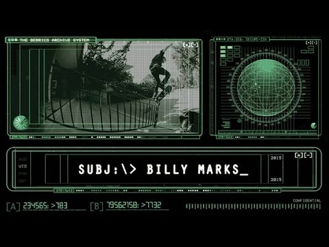 Billy Marks - Subject