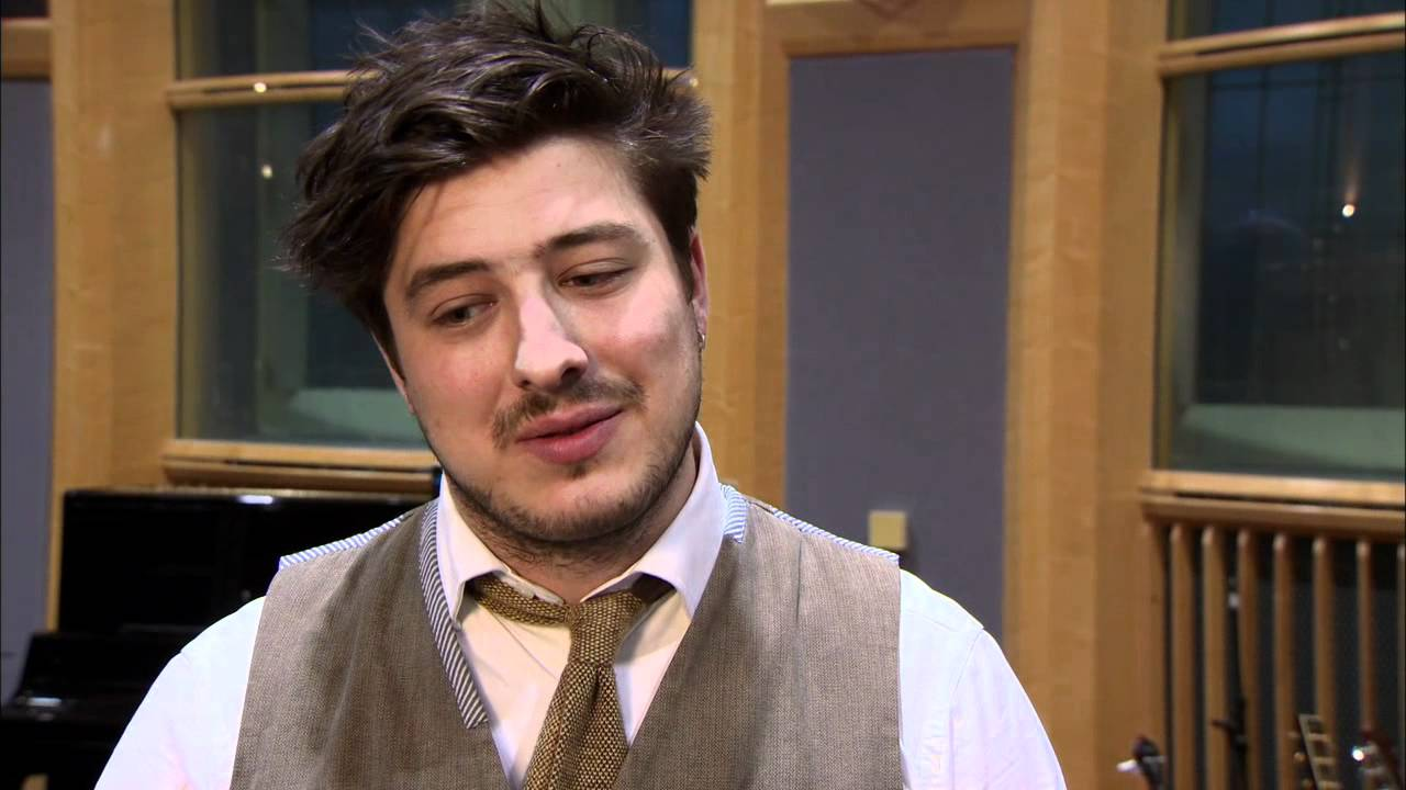 Marcus Mumford 2014 Marcus Mumford's Official '