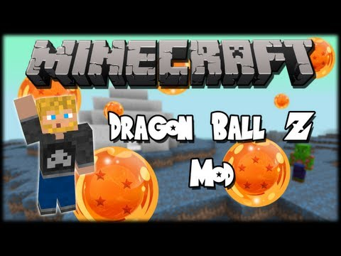 Minecraft Mod : Dragon Ball Z (1.5.2)