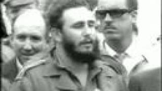 Mr. Khrushchev & Fidel Castro 1960/9/19