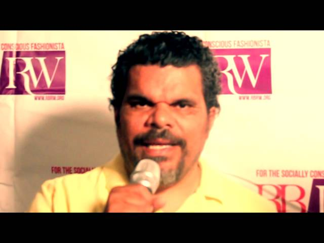 Luis Guzman Loves Being Latino
