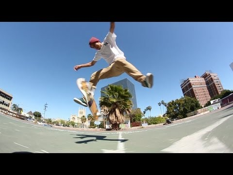 How to 360 flip with Carlos Vega