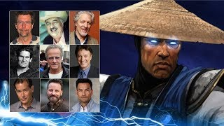 Comparing The Voices - Raiden (Updated)
