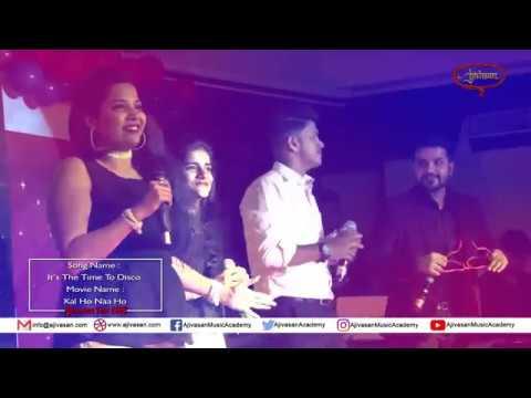 It's The Time To Disco | Prashant | Bhavesh | Vibhuti | Niranjana | Ajivasan Fest 2018 | Ajivasan