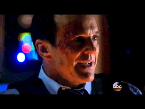 1x22 Season Finale: Nick Fury & Coulson vs Garrett HD - Marvel's Agents of SHIELD