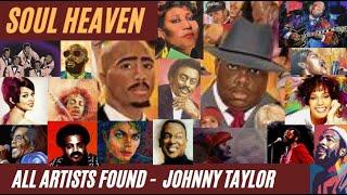 Soul Heaven Johnnie Taylor Audio Compilation