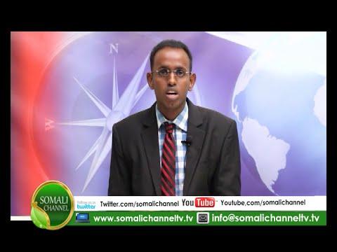 WARKA SOMALI CHANNEL MUQDISHO MAXAMED MUUSE 18 01 2016