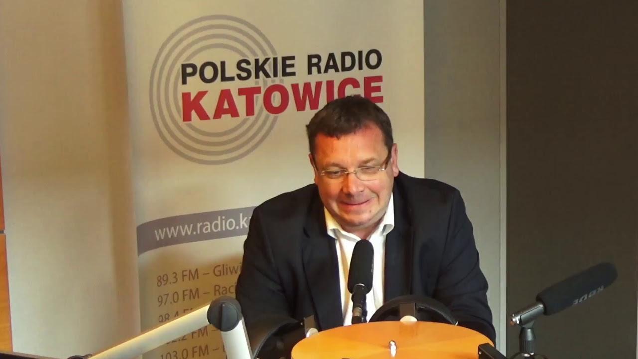 Rozmowa dnia z Wiceministrem Sprawiedliwości Michałem Wójcikiem. Radio Katowice, 10.09.2018.