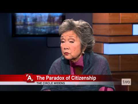 Adrienne Clarkson: The Paradox of Citizenship