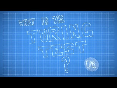 What Is The Turing Test? video