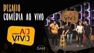 Desafio Comédia ao Vivo - Caso Neymar / Anitta e Luana Piovani / Ludmila namorando