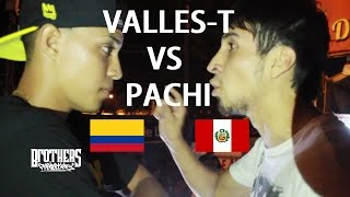 VALLES-T (COLOMBIA) VS PACHI (PERÙ) - FINAL - CAMPO DE MARTE