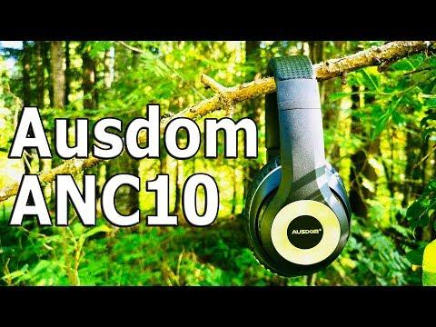 10 фактов о наушниках Ausdom ANC10 II 20 часов с Шумодавом !