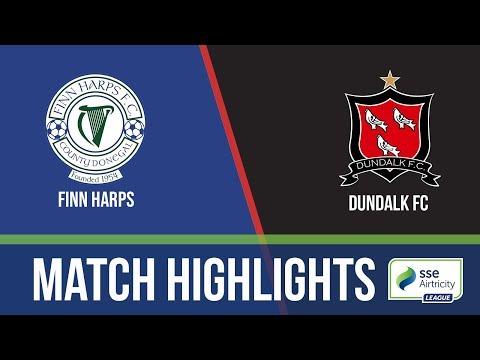 GW20: Finn Harps 0-3 Dundalk