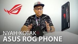 Ini Adalah Asus ROG Phone - Gaming Phone Dengan Aksesori Menarik!