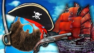 A PIRATE'S LIFE FOR ME | Prop Hunt #36