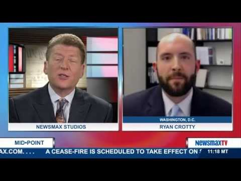 MidPoint | Ryan Crotty discusses the U.S. military defense budget for 2016