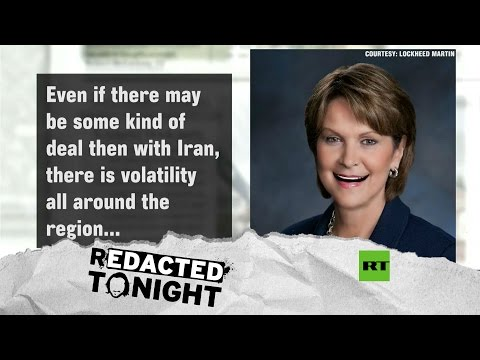 LEAKED: Lockheed Martin CEO Says War Is Good For Business
