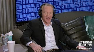 "This Week On Howard: Bill Maher, Sal's ""Dad,"" and Benjy's Wild Stunt"