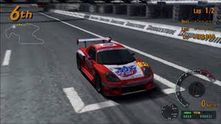 Gran Turismo 3 - GT World Championship [BEG] (+ Prize Cars/Colours/Ending A)
