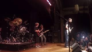 Private Concert G4 2017 Joe Satriani Paul Gilbert Warren Dimartini Play Light My Fire