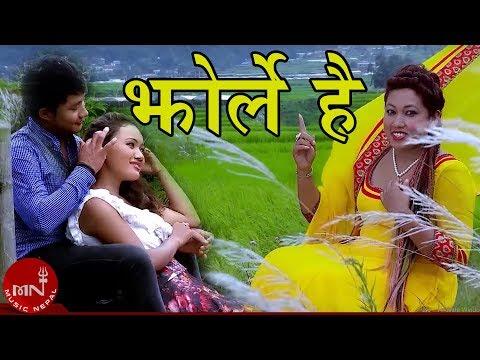 New Nepali Music Video Jhorle Hai By Radhika Hamal Balchandra Baral video