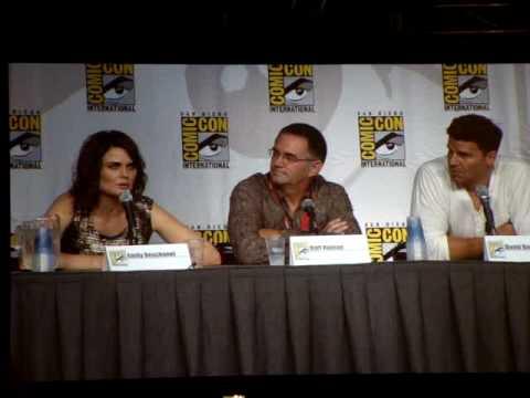 Bones Comic-Con Panel 2010 Part 3. Bones Comic-Con Panel 2010 Part 3