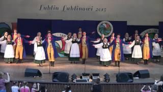 "Tańce kaszubskie - Koncert ZPiT Lublin"" Lublin-Lublinowi"" 7.06.2015"