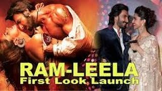 Ram Leela - Ram Leela Movie | Ranveer Singh, Deepika Padukone | First Look