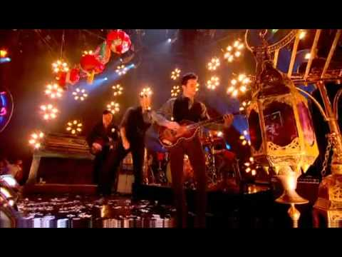Coldplay - Christmas Lights live @ Top of the Pops